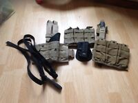Body armour attachments