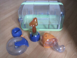 mouse cage and extra