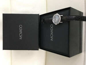 Beautiful Limited Edition Mens Movado Automatic Watch