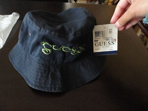 Brand new with tags Guess baby bucket hat cap London Ontario image 3