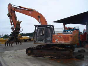 Hitachi EX270-5 Excavator Parts