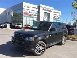 2013 Land Rover Range Rover Sport HSE, Sport, Only 87,100 KMS AS