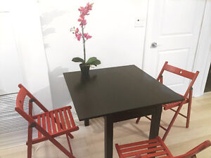 SET of three IKEA chairs for $50 |EXCELLENT CONDITION|