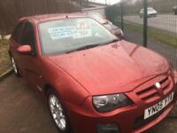 MG/ MGF ZR 1.4 L@@K THIS IS A GREAT CAR 63244 MILES