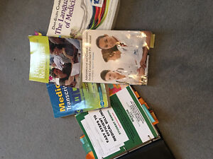 Medical office assistant course textbooks