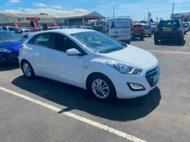image for 2015 65 HYUNDAI i30 1.6 CRDi BLUE DRIVE SE 5 DOOR IN WHITE.2 OWNERS.FREE ROADTAX