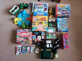Big selection of games