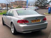 BMW 750i 5.0 AUTO 2006 56 368 BHP 127K FSH