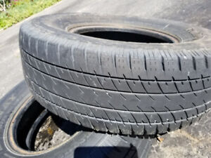 2 * Tuck Tires 265/75 r16 $40 for the pair.
