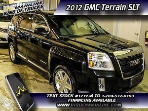 2012 GMC Terrain SLT-1  - $175.10 B/W