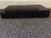 Samsung DVD Player & Surround Sound System