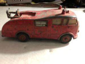 Vintage Dinky  Super Toys Red FIRE ENGINE