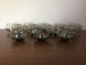 Tasses a cafe fine ** Vintage ** Small. Fine Coffee Cups