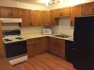 2 bedroom Sparwood condo with in suite laundry