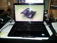 Dell inspiron 1545 Laptop,new charger and 3 Batteries
