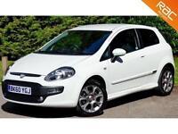2010 Fiat Punto Evo 1.4 8v GP 3dr (start/stop)