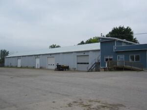 Shop or storage space available in Strathroy