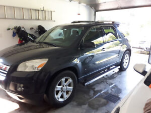 WILL TAKE BEST OFFER - 2007 SATURN OUTLOOK XE AWD