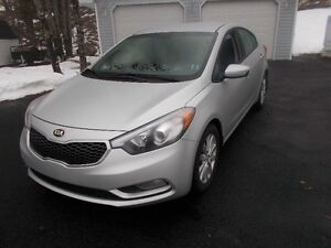 2015 Kia Forte EX+AT Sedan NEW PRICE