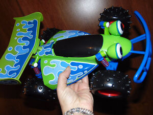 auto buzz Light year buggy