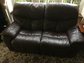 Leather sofa for Sale in Neath Port Talbot | Sofas, Couches
