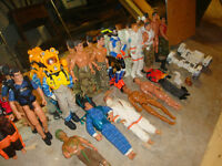 Hasbro ,palitoy Action Man action figures dolls Moncton New Brunswick Preview
