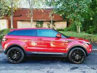2013 Land Rover Range Rover Evoque 2.2 SD4 Pure 4X4 3dr Coupe Diesel Manual