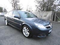 Vauxhall Vectra 1.8i VVT ( 140ps ) 2006 SRi, Hatchback, 1 Years Mot,