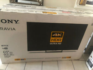 "SONY BRAVIA 65""   4K ULTRA HD LED SMART TV"