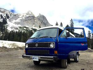 1985 Volkswagen Bus/Vanagon Minivan, Van