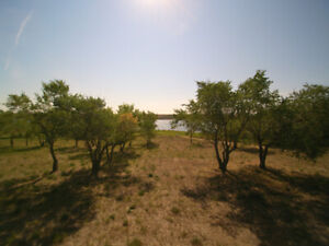 Lake Front Lots for Sale, Sandy Shores Resort, Lake Diefenbaker