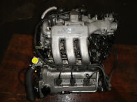 JDM KLZE Dohc 2.5L V6 Engine Mazda MX-3 MX-6 626 Straight Neck