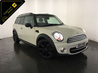 2011 MINI COOPER CLUBMAN DIESEL SERVICE HISTORY FINANCE PX WELCOME
