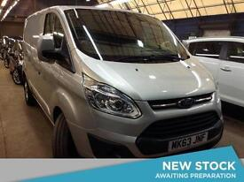 2013 FORD TRANSIT CUSTOM 2.2 TDCi 125ps Low Roof Limited Van