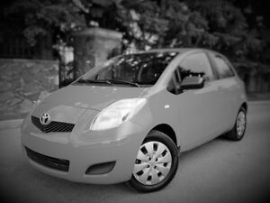 2010 Toyota Yaris Automatic Certified Only 17,000km Mint $11,995