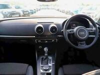 2014 Audi A3 1.6 TDI Sport 4dr S Tronic Auto Saloon Diesel Automatic