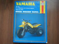 Yamaha ATV Manual 1980-85