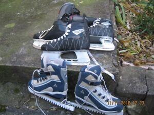 Hokey skates