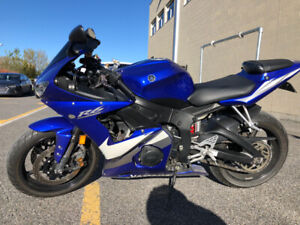 Moto Sport Yamaha YZF R6 Mint Condition