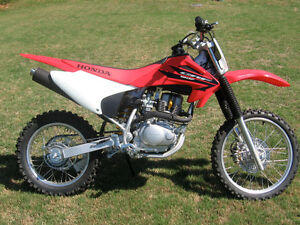 2005 crf 100 trade for sled of equal value