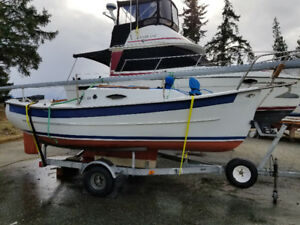 1998 Seaward Fox Catboat