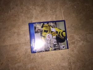 Fifa 17 neuf sur ps4
