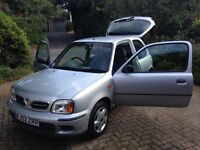 2002 Nissan Micra 1.0 16v - Perfect first car!