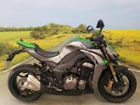 Kawasaki Z1000 2015** 404 Miles, Datatag, ABS, Digital Display