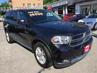 2013 Dodge Durango AWD SLT SUV...PERFECT CONDITION...7 SEATER City of Toronto Toronto (GTA) Preview