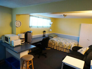 All Inclusive Room for Rent/Monthly/Weekly/ May to end of August