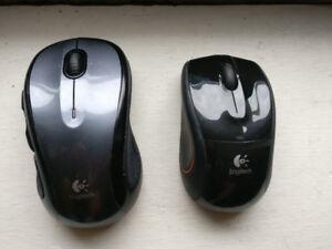 Logitech Wireless Mice (x2)