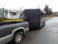 smal move and delevery best price in region 16 foot trailer