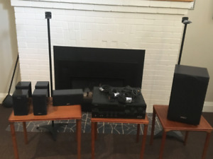 "Energy/Klipsch ""Wired"" Home Theater System"