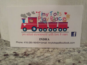 Tiny Tots Play Place Home Day Care (Victoria Village)
